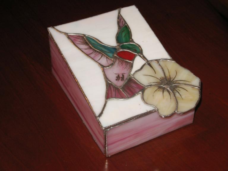 boîte au colibri